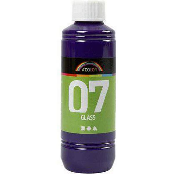 A Color Glass Paint Red Violet 250ml