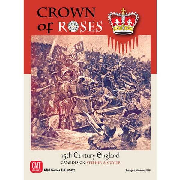 GMT Games Crown of Roses