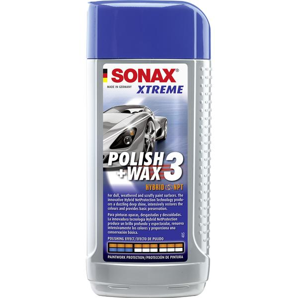 sonax xtreme polish wax 2 hybrid npt hitta b sta pris. Black Bedroom Furniture Sets. Home Design Ideas