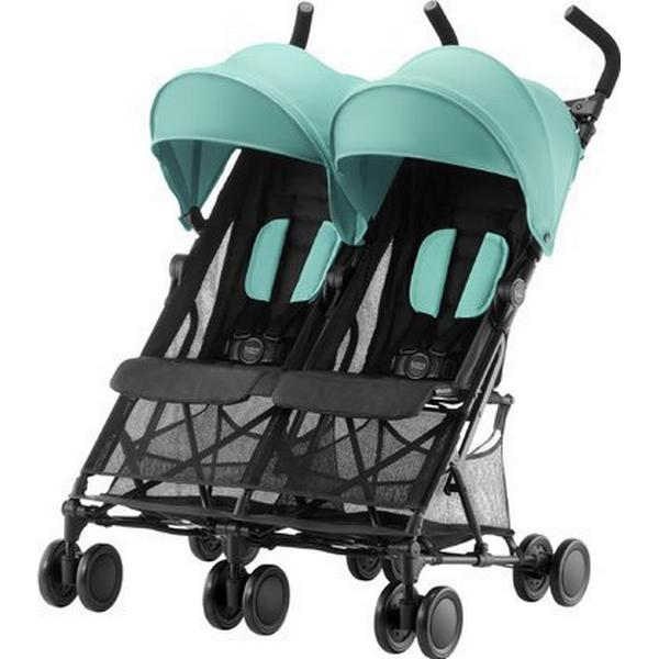 Britax Holiday Double Tvillingevogn