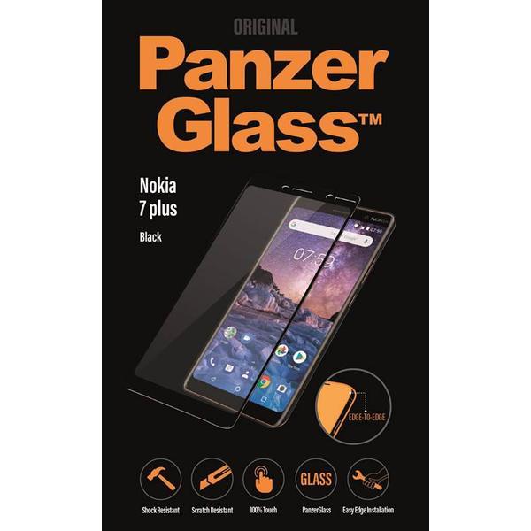 PanzerGlass Screen Protector (Nokia 7 Plus)