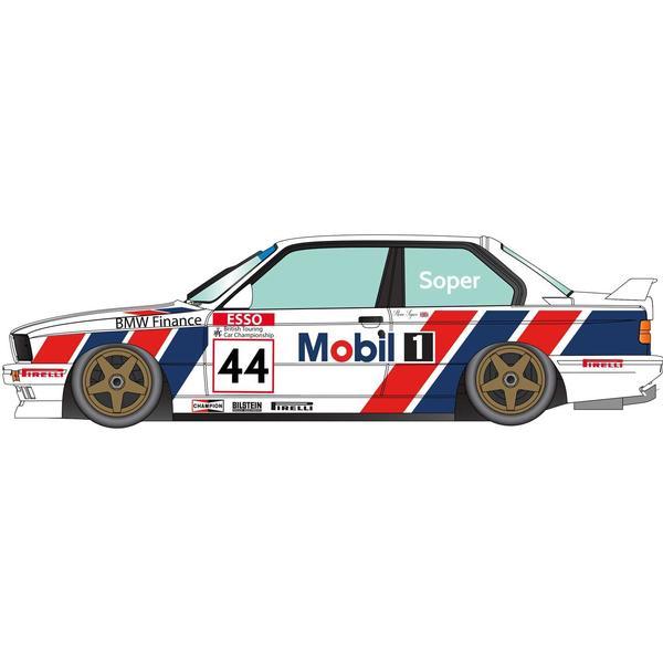 Scalextric BTCC BMW E30 M3 Steve Soper Donnington Park 1991 C3782