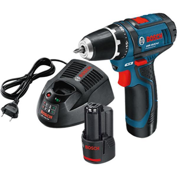 Bosch GSR 12V-15 FC Professional (2X1.5Ah)