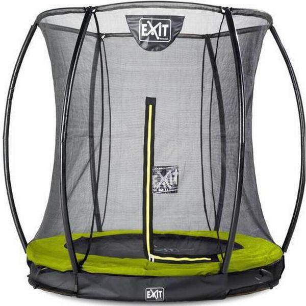 Exit Silhouette Ground Trampoline 183cm + Safety Net