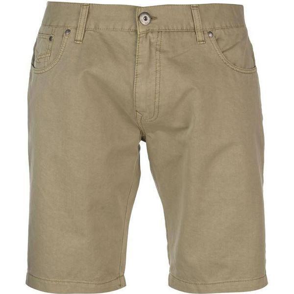 Firetrap Chino Shorts Stone