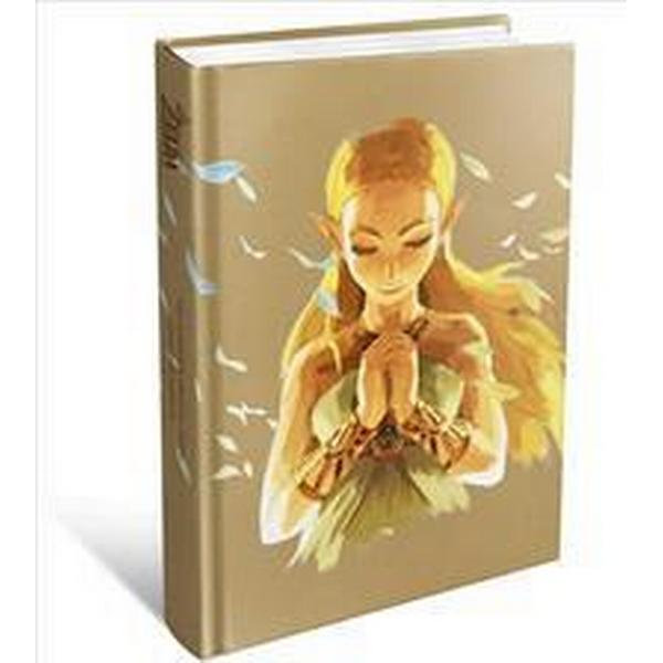 The Legend of Zelda: Breath of the Wild the Complete Official Guide: -Expanded Edition (Inbunden, 2018)