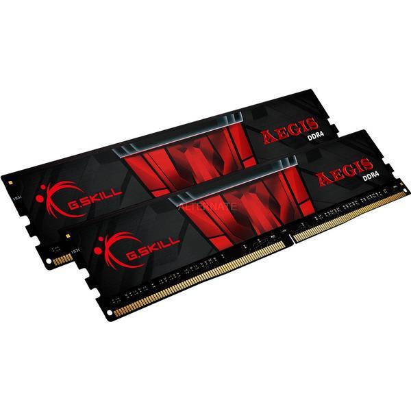 G.Skill Aegis DDR4 2666MHz 2x8GB (F4-2666C19D-16GIS)