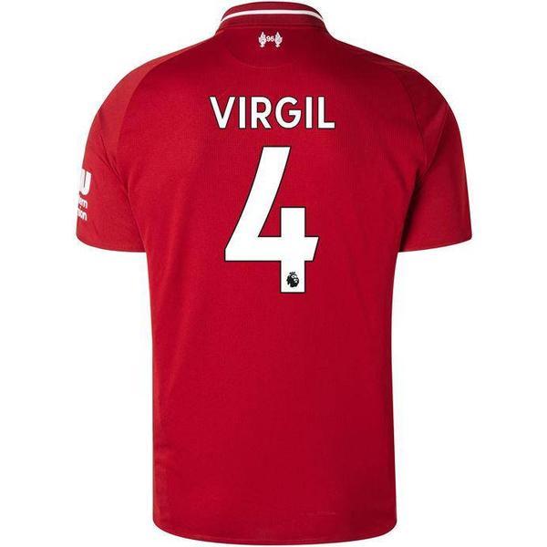 New Balance Liverpool Home Jersey 18/19 Virgil 04. Sr