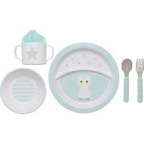 Jabadabado Dinnerware Penguin