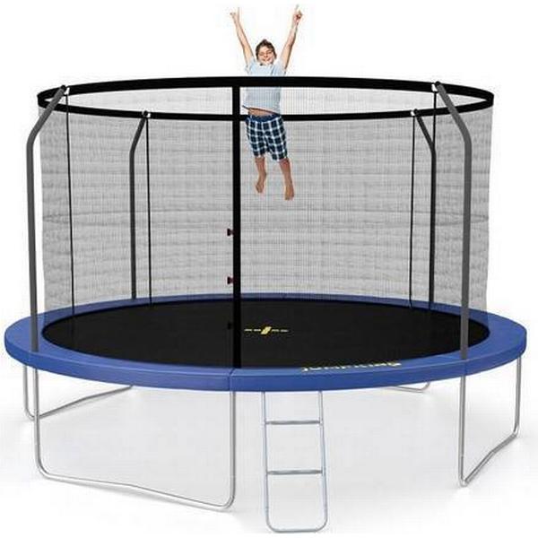 Jumpking Deluxe Trampoline 430cm