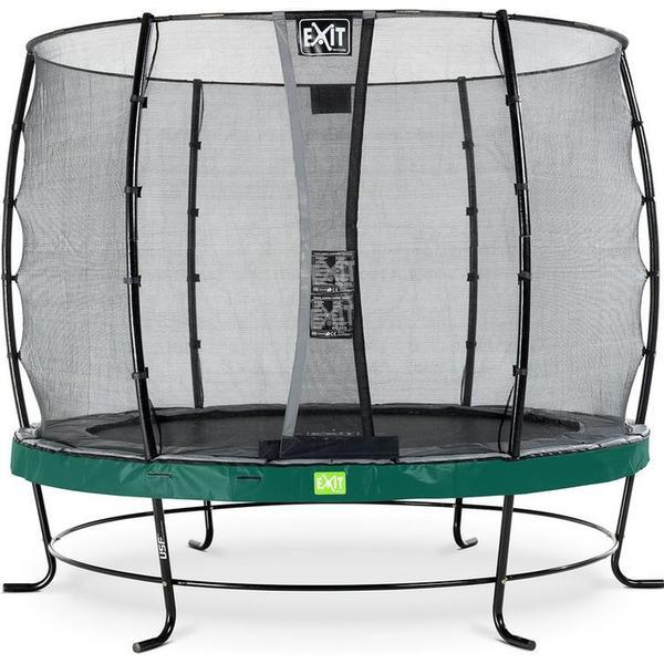 Exit Elegant Trampoline 253cm + Safety Net Economy