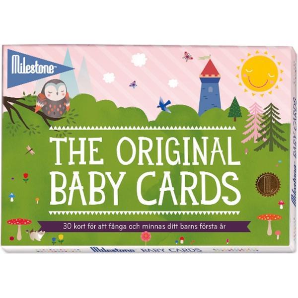 Milestone The Original Baby Cards