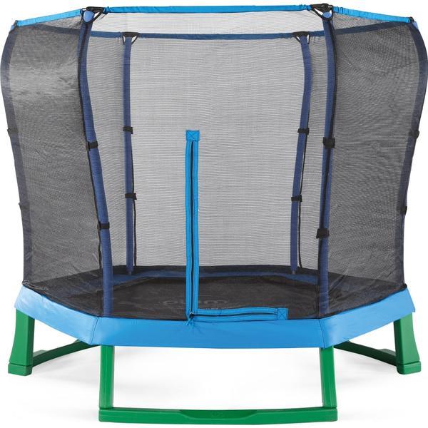 Plum Junior Jumper Trampoline + Enclosure 213cm