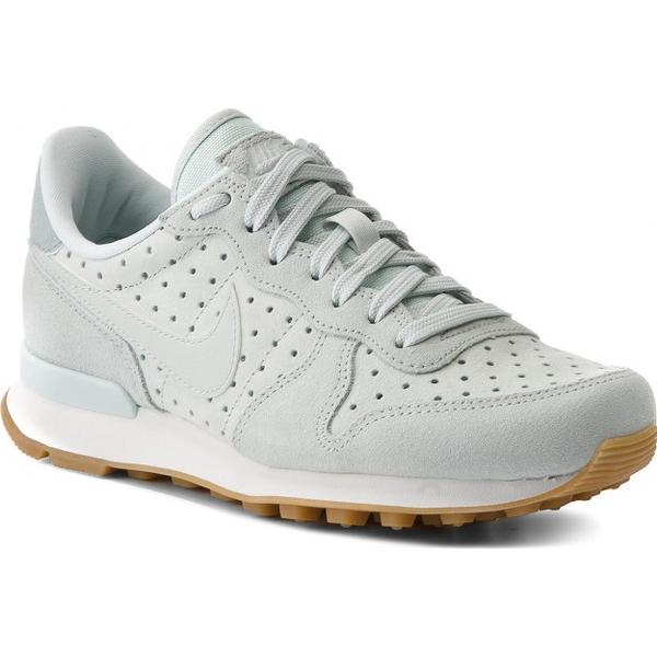 competitive price 00ef3 d04eb Nike Internationalist Premium - Grey White