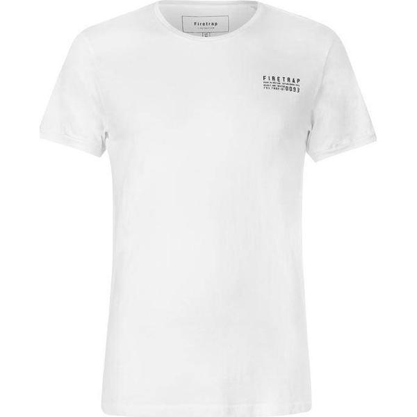Firetrap Trek T-shirt White