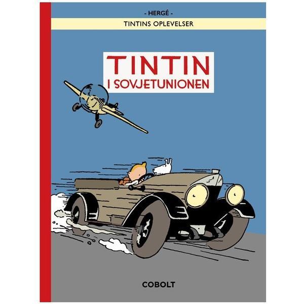 Tintin i Sovjetunionen (Inbunden, 2018)