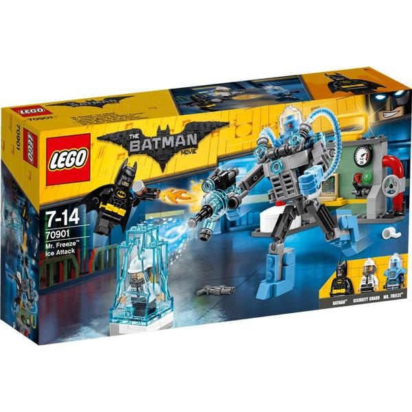 Lego The Batman Movie Mr. Freeze Isangreb 70901