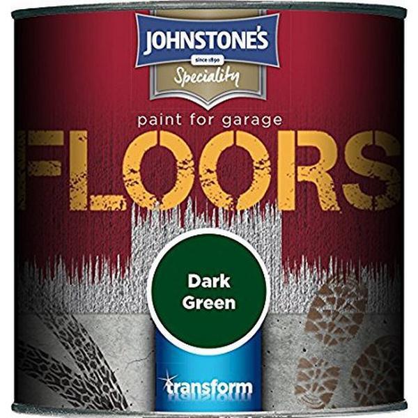 Johnstones - Floor Paint Green 0.25L