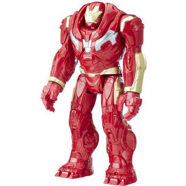 Hasbro Marvel Infinity War Titan Hero Series Hulkbuster With Power FX Port E1798