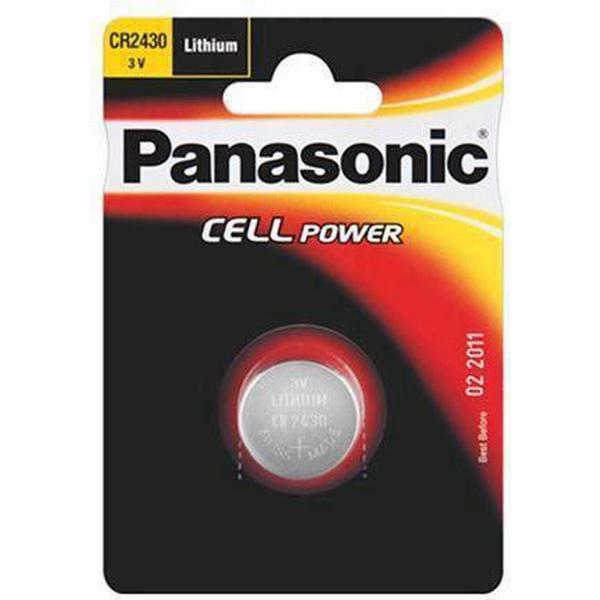 Panasonic CR2430 Compatible