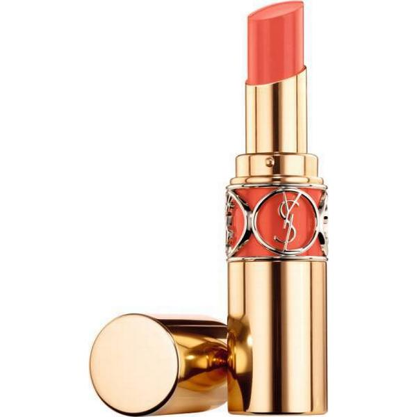 Yves Saint Laurent Rouge Volupté Shine #14 Corail in Touch