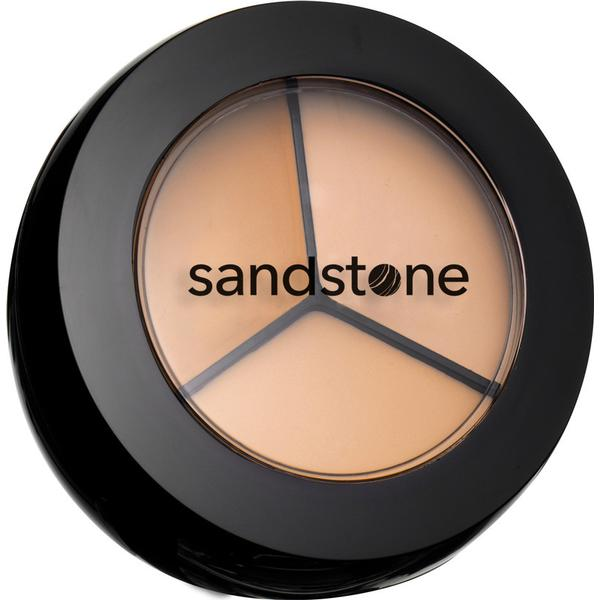 Sandstone Concealer Trio Cool