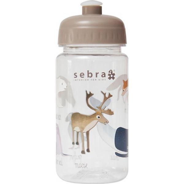 Sebra Drikkedunk Arctic Animals 500ml