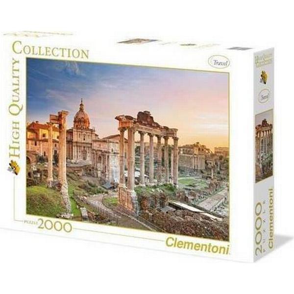 Clementoni High Quality Collection Forum Romanum 2000 Pieces