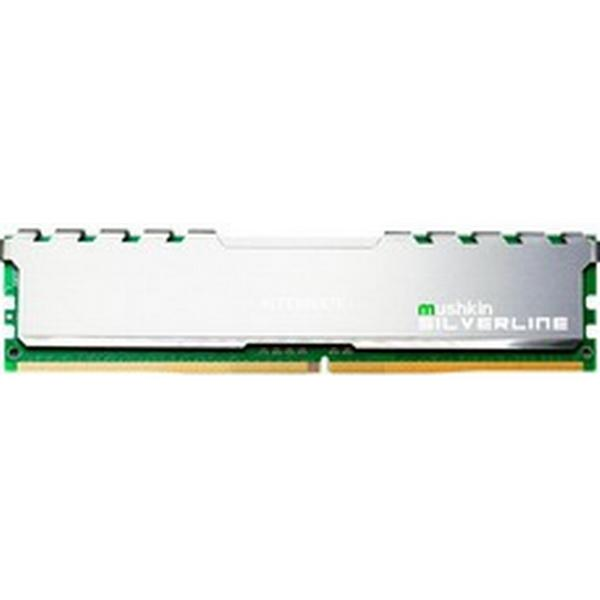 Mushkin Silverline DDR4 2400MHz 4GB (MSL4U240HF4G)