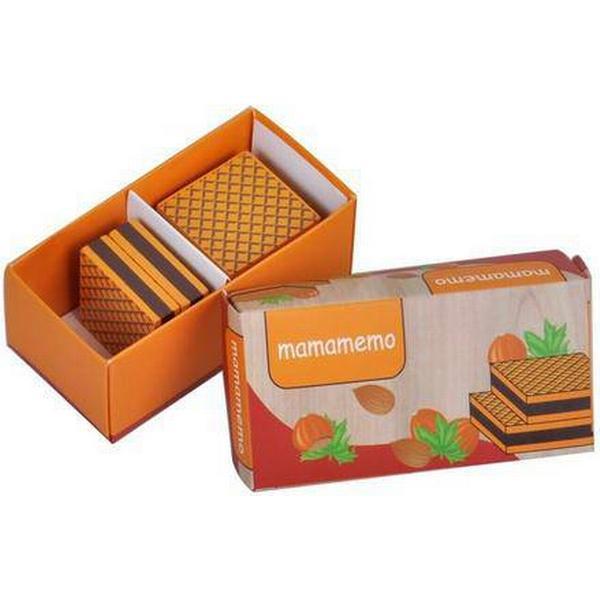 MaMaMeMo Box of Hazelnut Wafers
