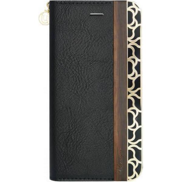 Uunique Elegant Mode Wooden Folio Case (iPhone 6/6s)