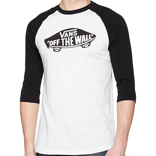 Vans OTW Raglan T-shirt White/Black