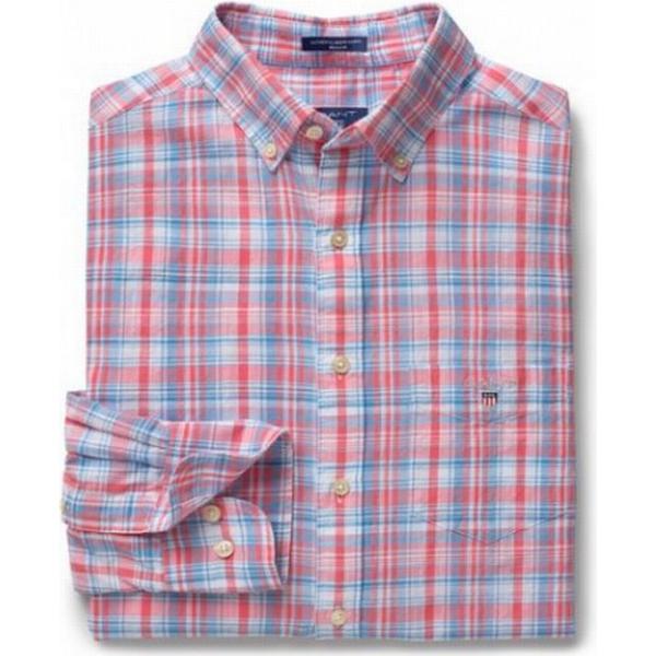 Gant Indian Madras Shirt Capri Blue