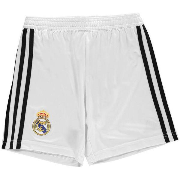 Adidas Real Madrid Home Shorts 18/19 Youth