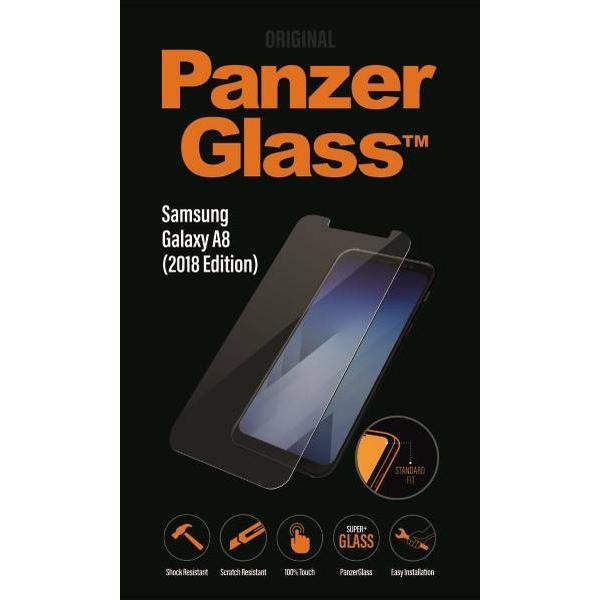 PanzerGlass Screen Protector (Galaxy A8 2018)