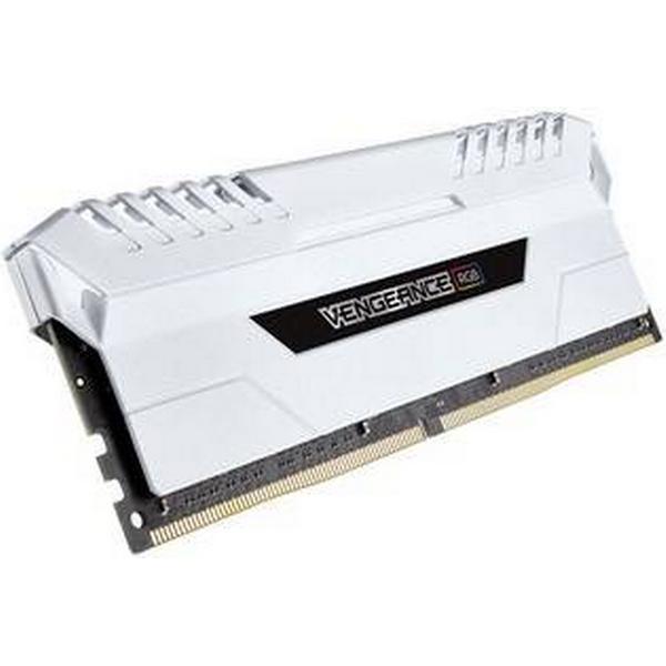 Corsair Vengeance RGB DDR4 3000MHz 4x8GB (CMR32GX4M4D3000C16W)