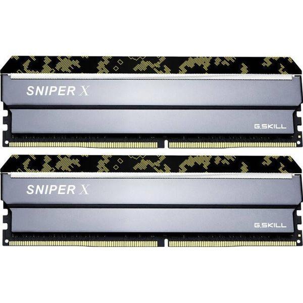 G.Skill Sniper X DDR4 3600MHz 2x16GB (F4-3600C19D-32GSXKB)