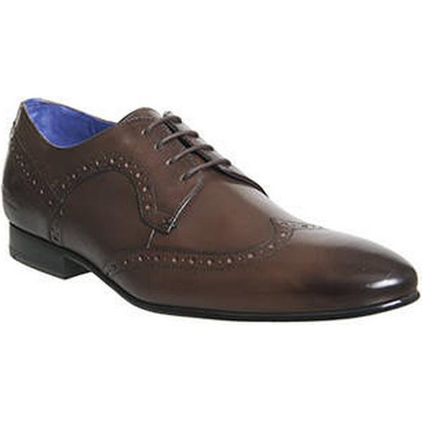 Ted Baker Ollivur Ollivur Baker Brogue BROWN LEATHER 3db7f5