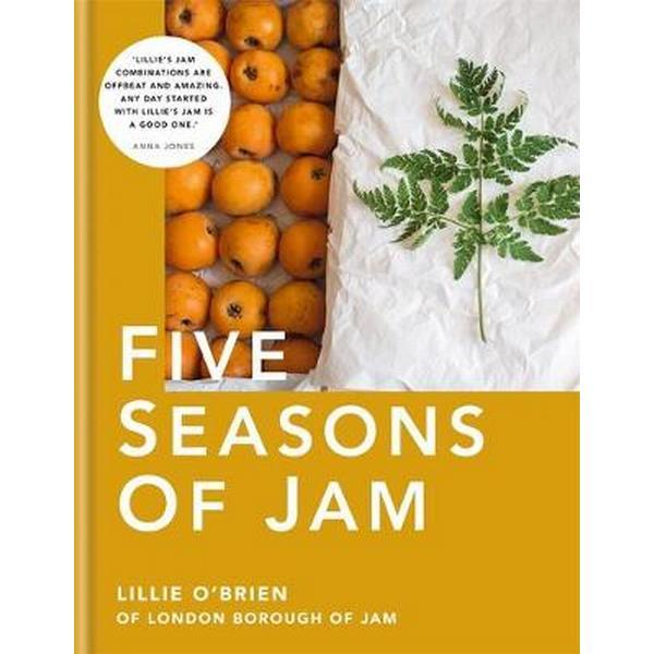 Five Seasons of Jam (Inbunden, 2018)