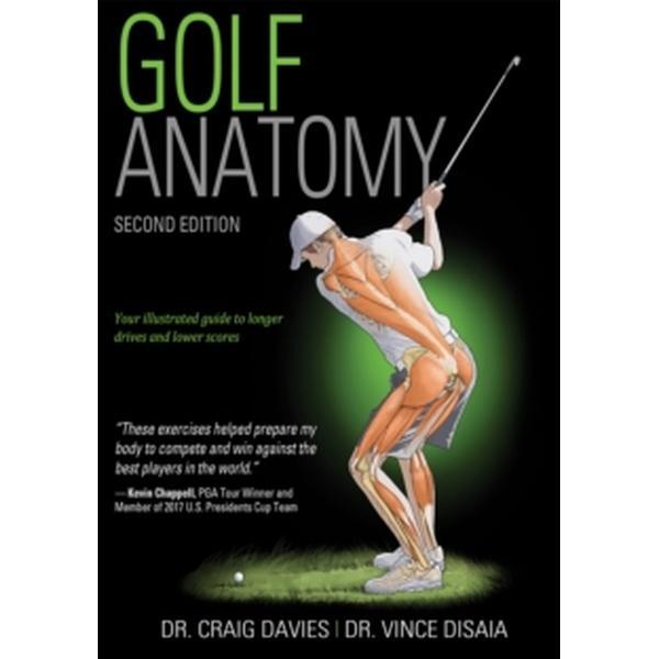 Golf Anatomy (Pocket, 2018)