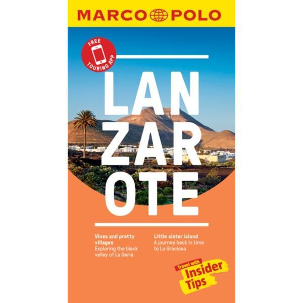 Lanzarote Marco Polo Pocket Guide (Häftad, 2018)