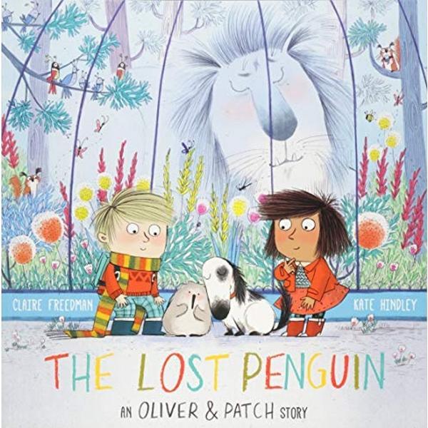 Lost Penguin (Inbunden, 2018)