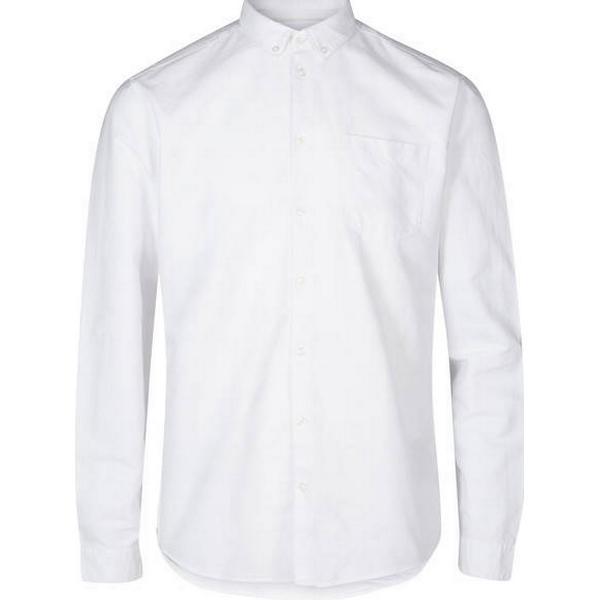 Minimum Jay Long Sleeved Shirt White