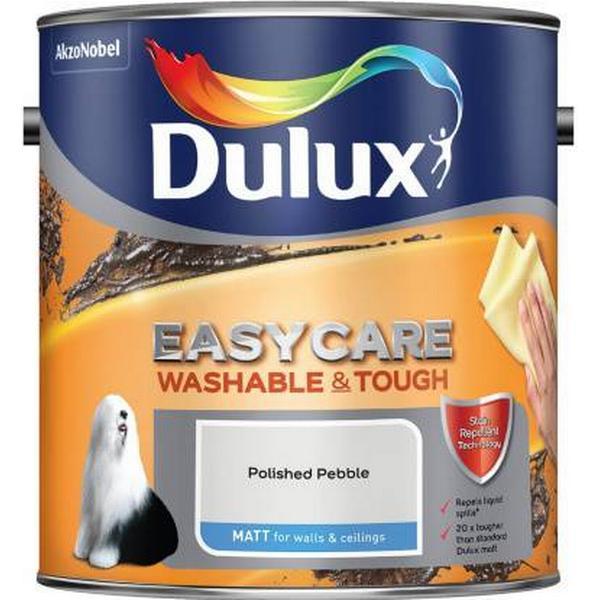 Dulux Easycare Wall Paint, Ceiling Paint Grey 5L