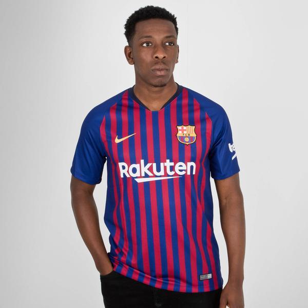 Nike Barcelona FC Home Stadium Jersey 18/19 Sr