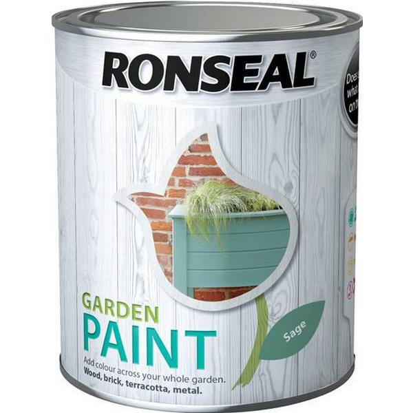 Ronseal Garden Wood Paint Green 2.5L