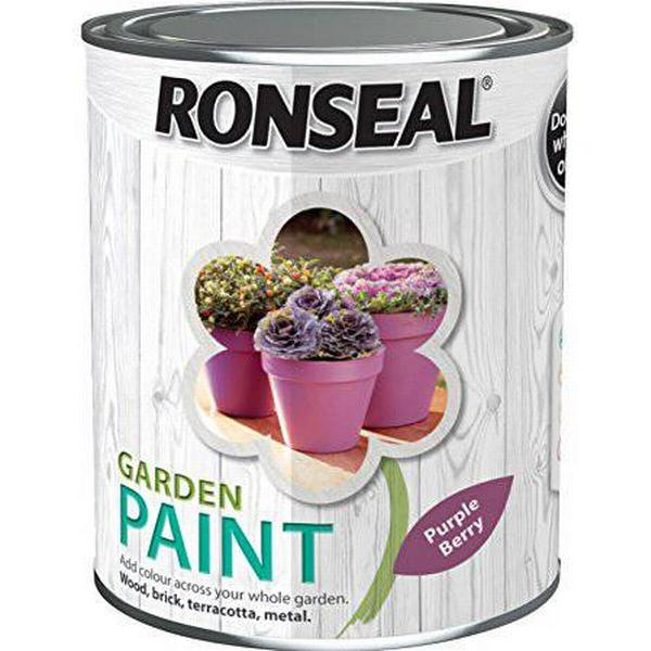 Ronseal Garden Wood Paint Purple 2.5L