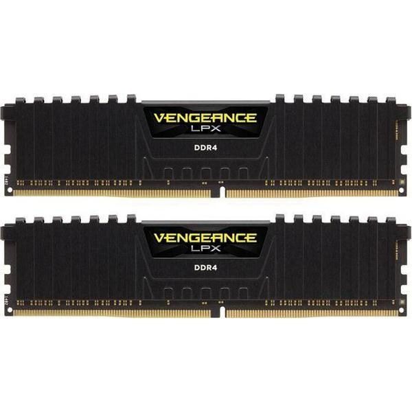Corsair Vengeance LPX Black DDR4 2666MHz 2x8GB (CMK16GX4M2K4600C19)