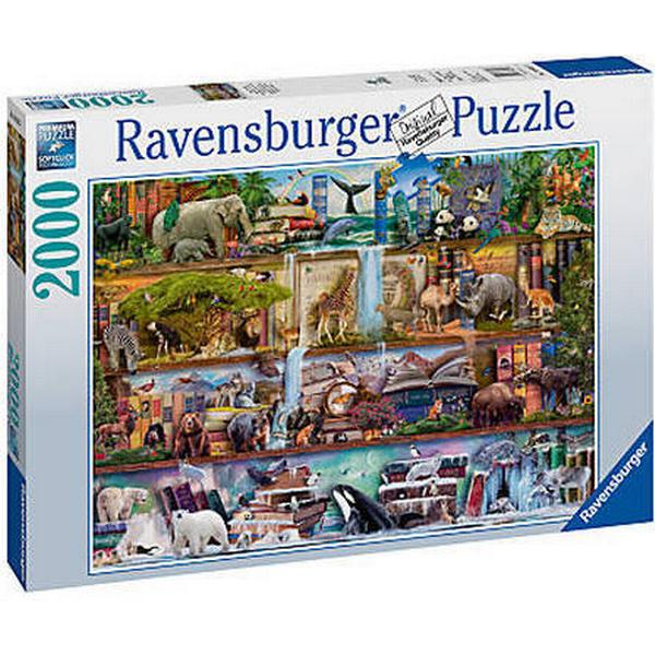 Ravensburger Wild Kingdom Shelves 2000 Pieces