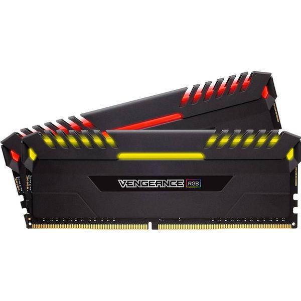 Corsair Vengeance RGB LED DDR4 4266MHz 2x8GB (CMR16GX4M2K4266C19)